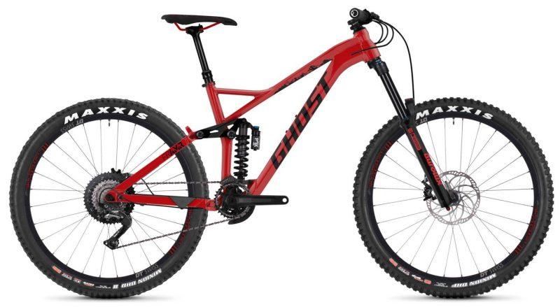 Ghost FR AMR 4.7 AL 2019 - rower enduro do 10000 zł