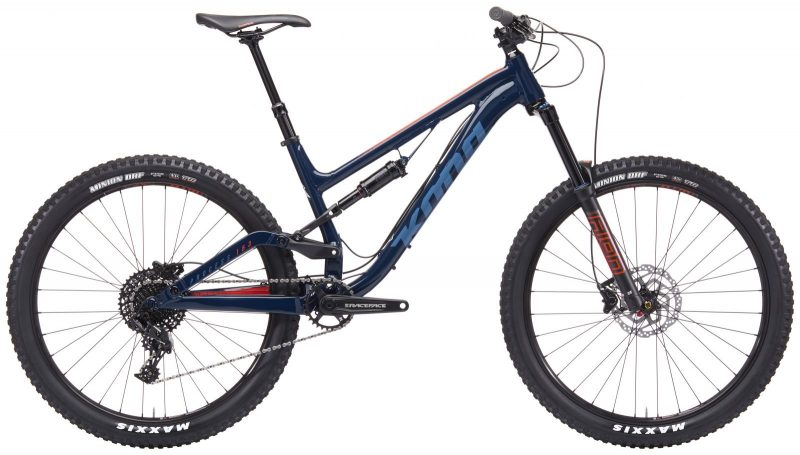 Kona Process 153 SE 2019 - rower enduro do 9500 zł