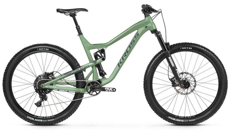 """Kross Moon 1.0 29"""" - rower enduro do 9000 zł"""