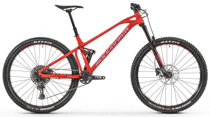 Mondraker Foxy 29 - rower enduro do 13000 zł