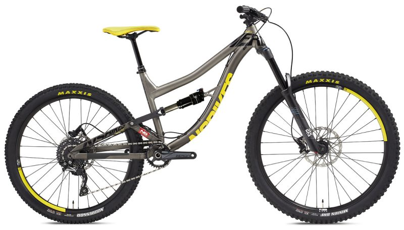 NS Bikes Nerd HD 2019 - rower enduro do 8000 zł