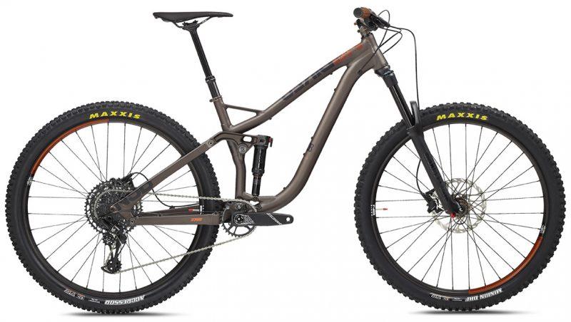 NS Bikes Snabb 150 Plus 2 - rower enduro do 12000 zł