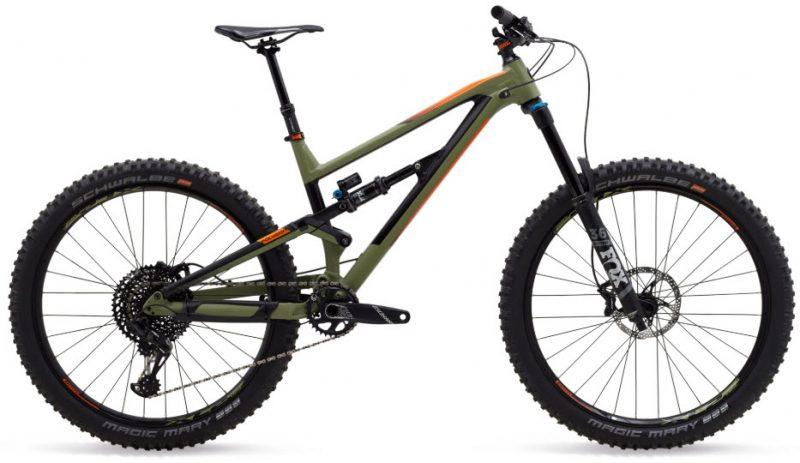 Polygon Siskiu N9 - rower enduro do 13000 zł