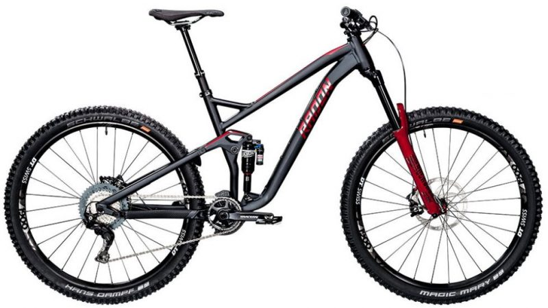 Radon Swoop 8.0 - rower enduro do 11000 zł