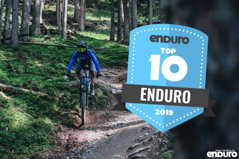 Top 10 2019: Rowery enduro do 10000 zł