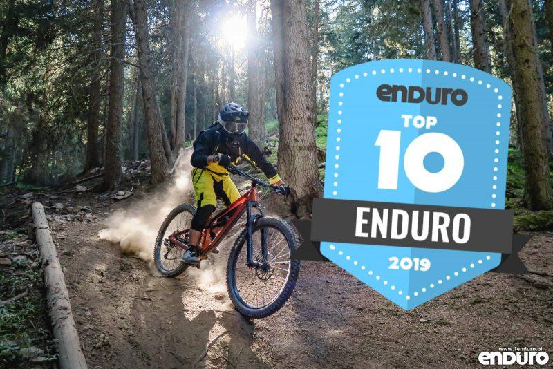 Top 10 2019: Rowery enduro do 15000 zł