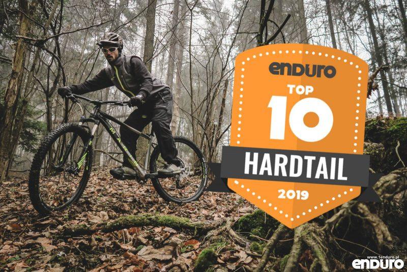 Top 10 2019: Rowery hardtail do 5000 zł