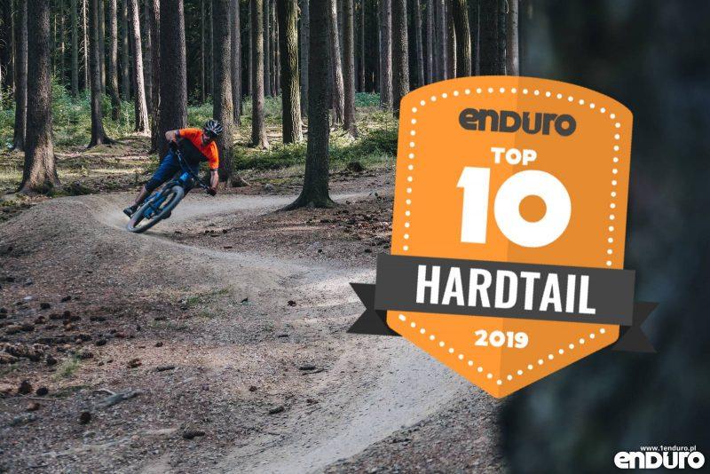 Top 10 2019: Rowery hardtail do 8000 zł