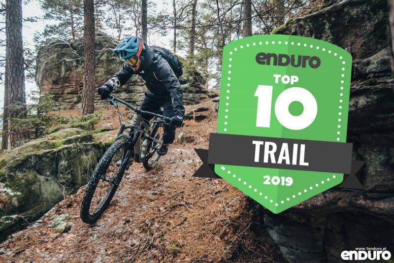 Top 10 2019: Rowery trail do 13000 zł