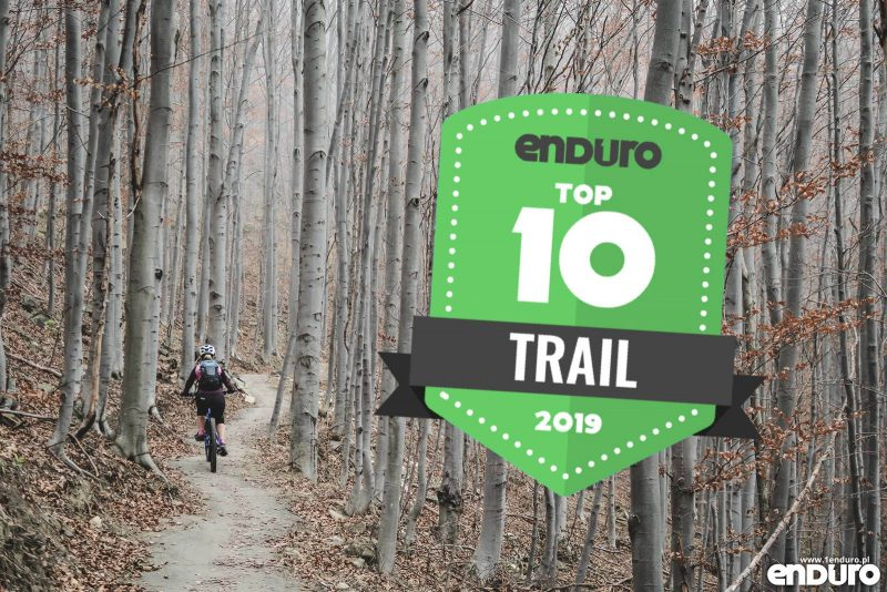 Top 10 2019: Rowery trail do 10000 zł