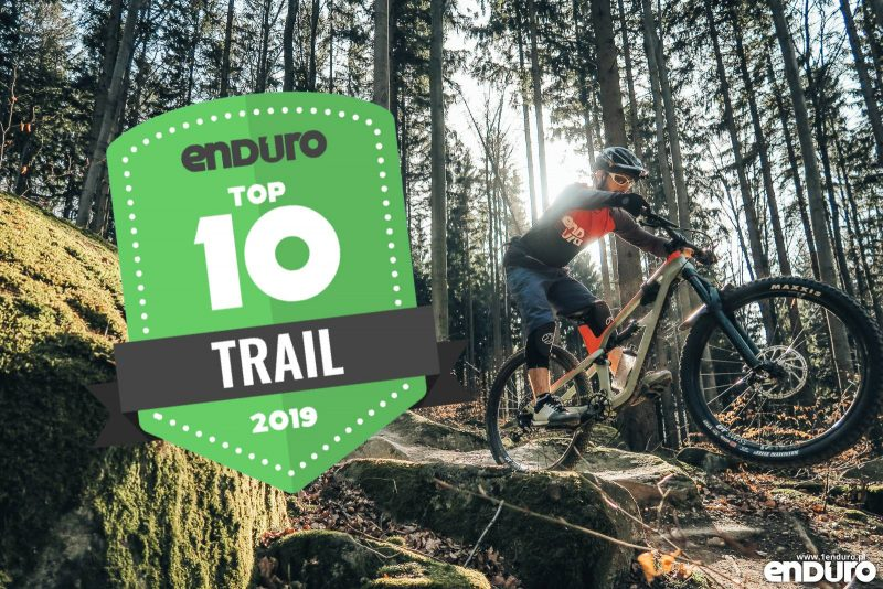 Top 10 2019: Rowery trail do 8000 zł