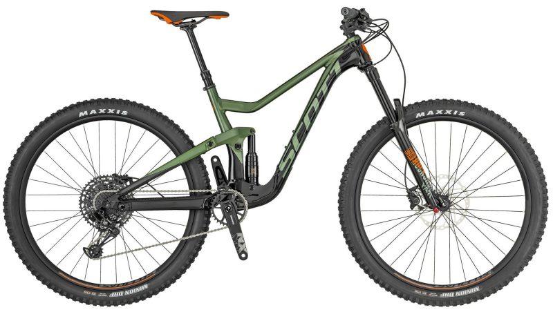 Scott Ransom 930 - rower enduro do 13000 zł