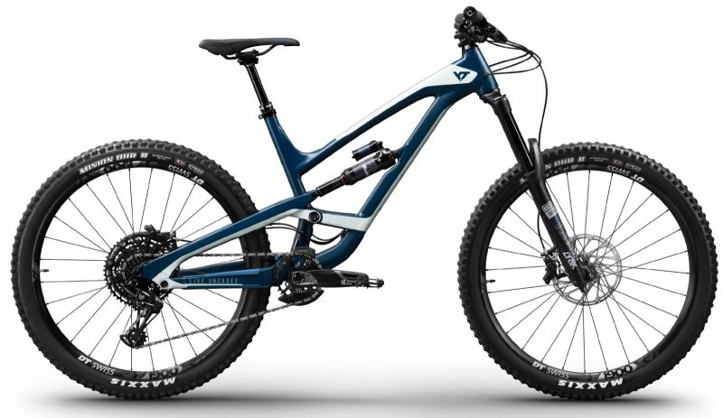 YT Capra 27 AL Base - rower enduro do 11000 zł