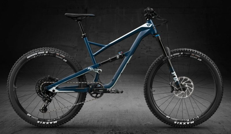 YT Jeffsy 27 AL Base 2019 - rower enduro do 10000 zł