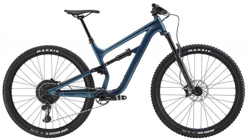 Cannondale Habit 4 - rower trail do 13000 zł