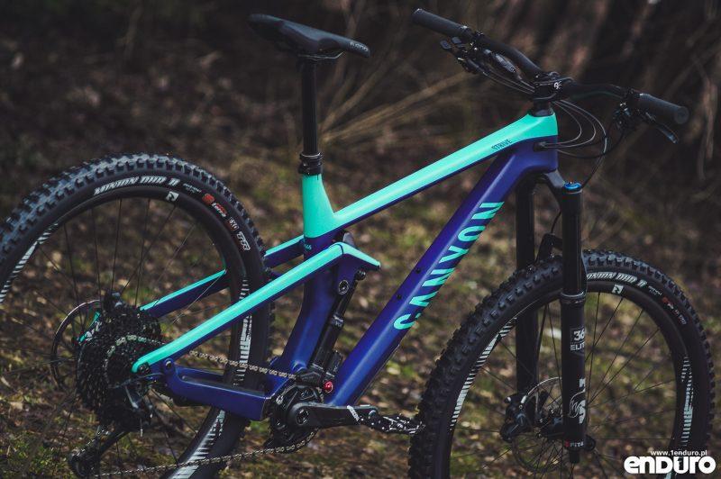 Canyon Strive CF 8.0 2019 - bikeporn