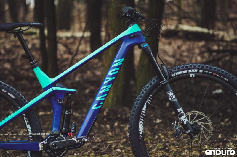 Canyon Strive CF 8.0 2019 - bikeporn