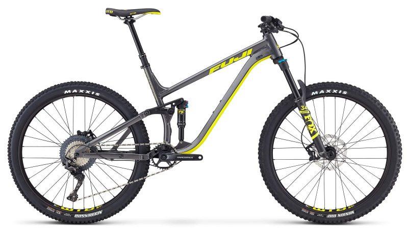 Fuji Auric 27.5 1.3 - rower trail do 13000 zł