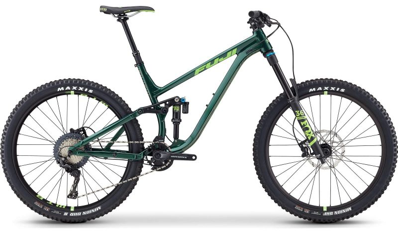 Fuji Auric LT 27.5 1.3 - rower enduro do 14000 zł