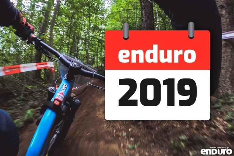 Kalendarz zawodów enduro 2019 - Polska