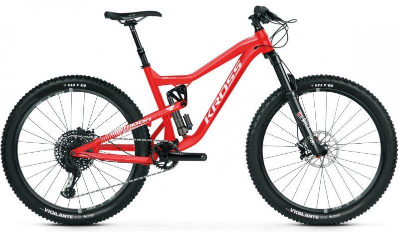 Kross Moon 3.0 - rower enduro do 15000 zł