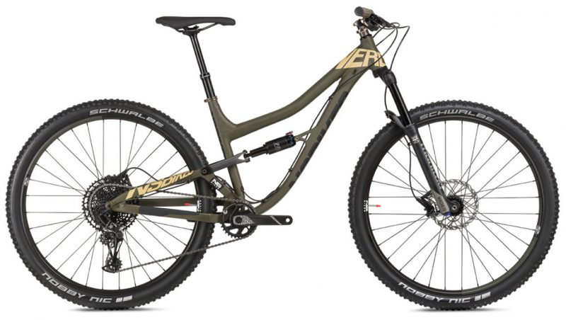 NS Bikes Nerd Lite 2 - rower trail do 8000 zł