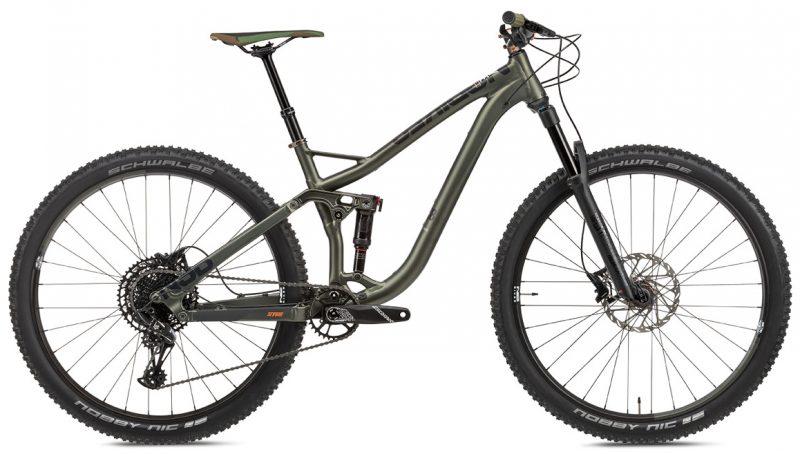 NS Bikes Snabb 130 Plus 2 - rower trail do 13000 zł
