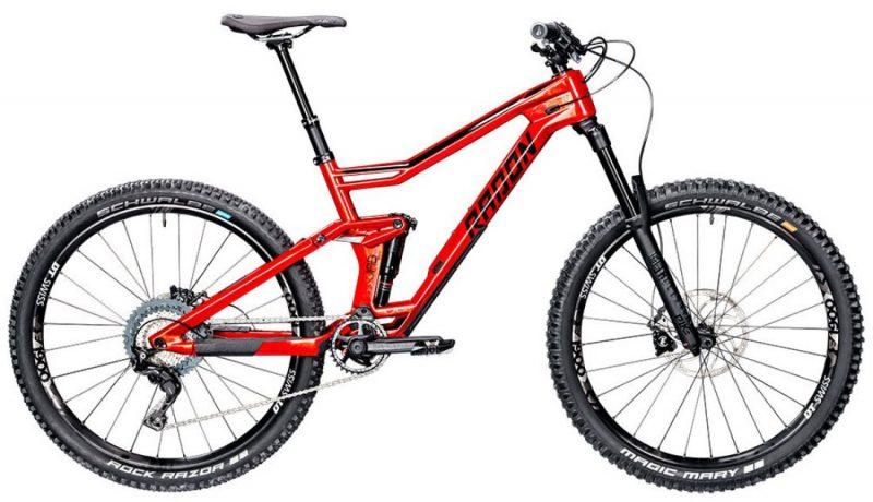 Radon Jab 9.0 - rower enduro do 14000 zł