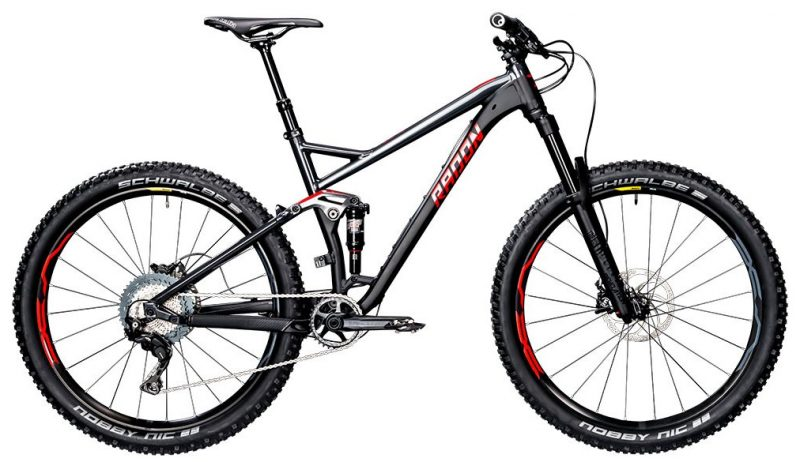 Radon Slide 8.0 - rower trail do 9000 zł