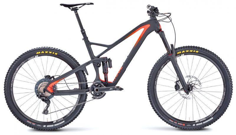 Rose Pikes Peak 1 EN - rower enduro do 14000 zł