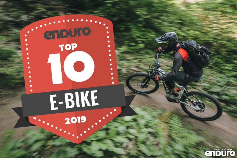 Top 10 rowery e-bike enduro trail do 20000 zł