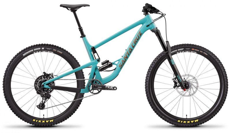 Santa Cruz Bronson V3 AL R - rower enduro do 15000 zł