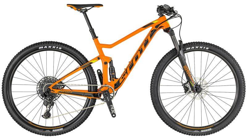 Scott Spark 960 - rower trail do 9000 zł