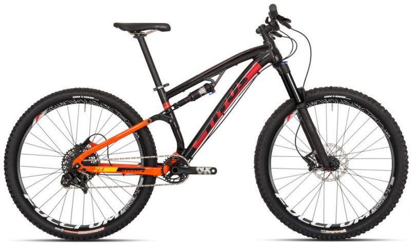 Titus El Viajero Trail SRAM NX1 - rower trail do 7000 zł