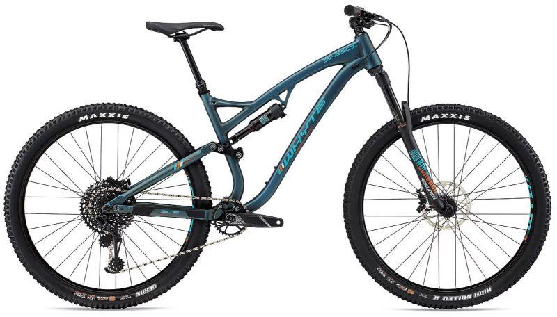 Whyte S-150 S - rower enduro do 14000 zł