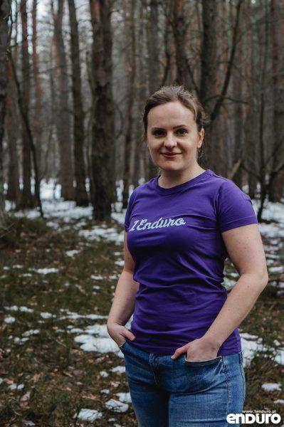 T-shirt 1Enduro Damski