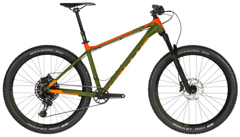 Kellys Gibon 70 - hardtail trail do 7000 zł