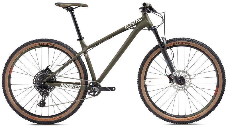 NS Bikes Eccentric Lite 1 - hardtail trail do 5000 zł