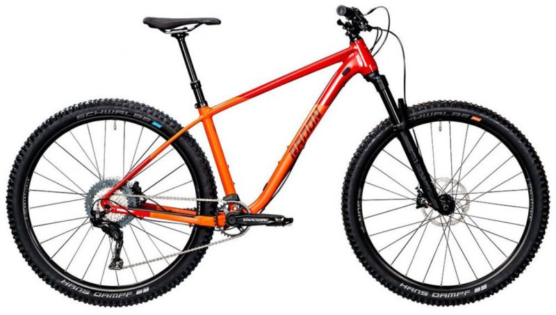 Radon Cragger 7.0 - hardtail trail do 6000 zł