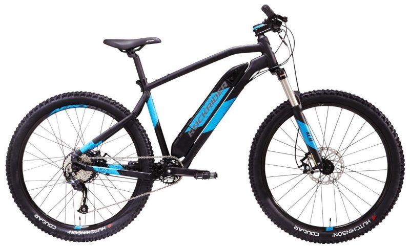Rockrider E-ST 500 - hardtail e-bike do 5000 zł