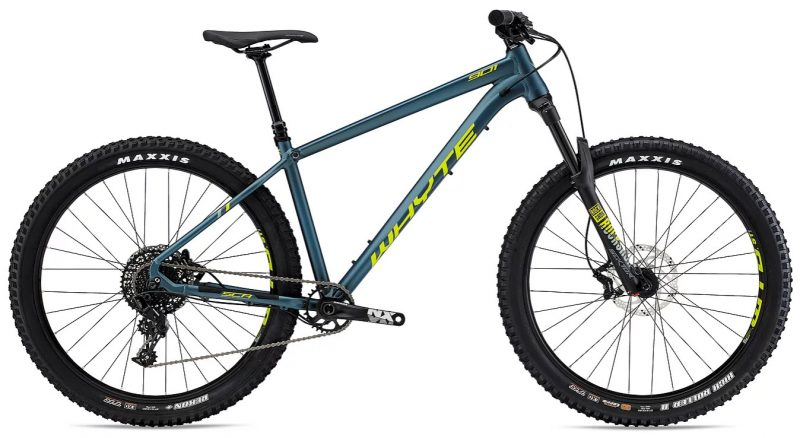 Whyte 901 - hardtail enduro do 7000 zł