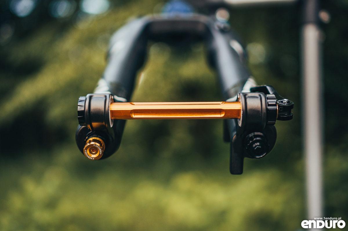 Cane Creek Helm Air test