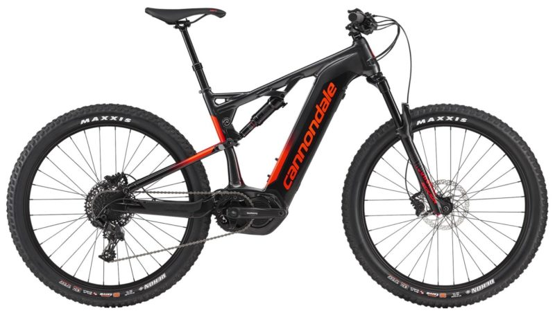 E-bike enduro do 20000 zł: Cannondale Cujo Neo 130 3