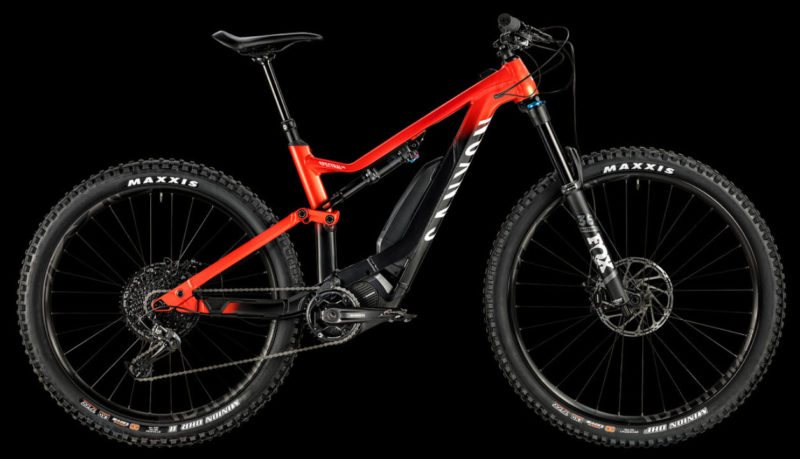 E-bike enduro do 18000 zł: Canyon Spectral:ON 6.0