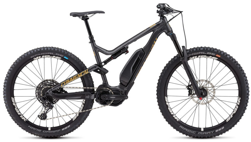 E-bike enduro do 19000 zł: Commencal Meta Power 27 Ride