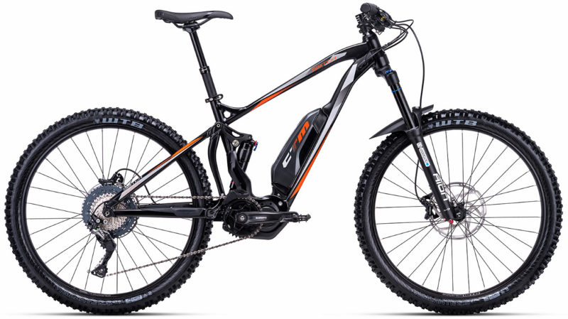 E-bike enduro do 16000 zł: CTM Switch