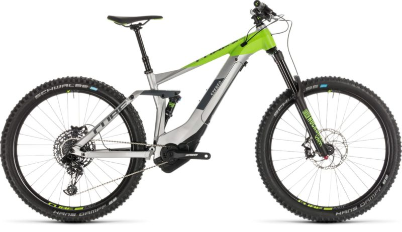 E-bike enduro do 18000 zł: Cube Stereo Hybrid 160 Race 500 27.5