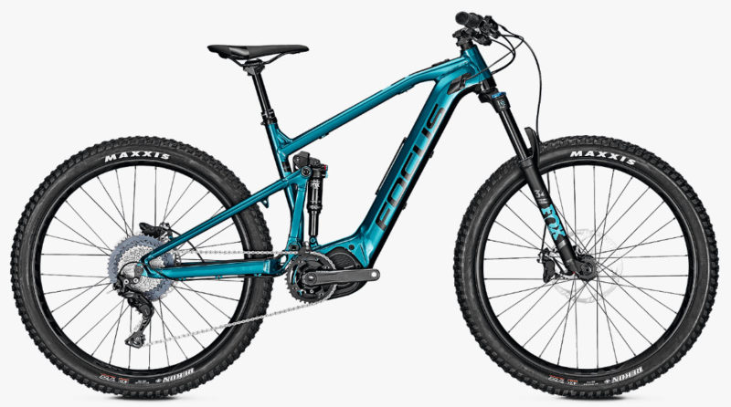 E-bike enduro do 20000 zł: Focus JAM² 6.8 Plus