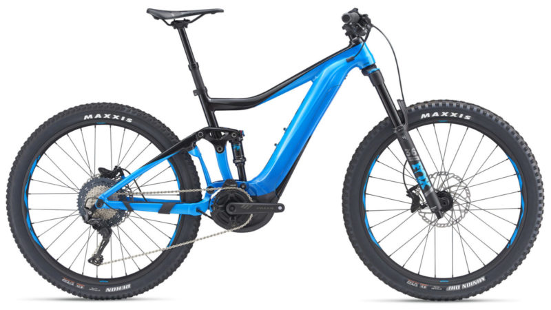 E-bike enduro do 20000 zł: Giant Trance E+ Pro 2