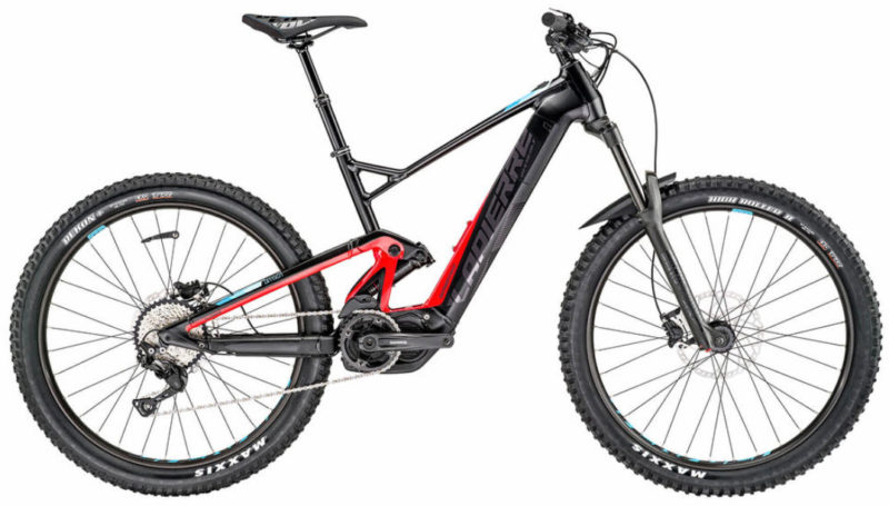 E-bike enduro do 20000 zł: Lapierre Overvolt AM 527i SHIMANO 500Wh